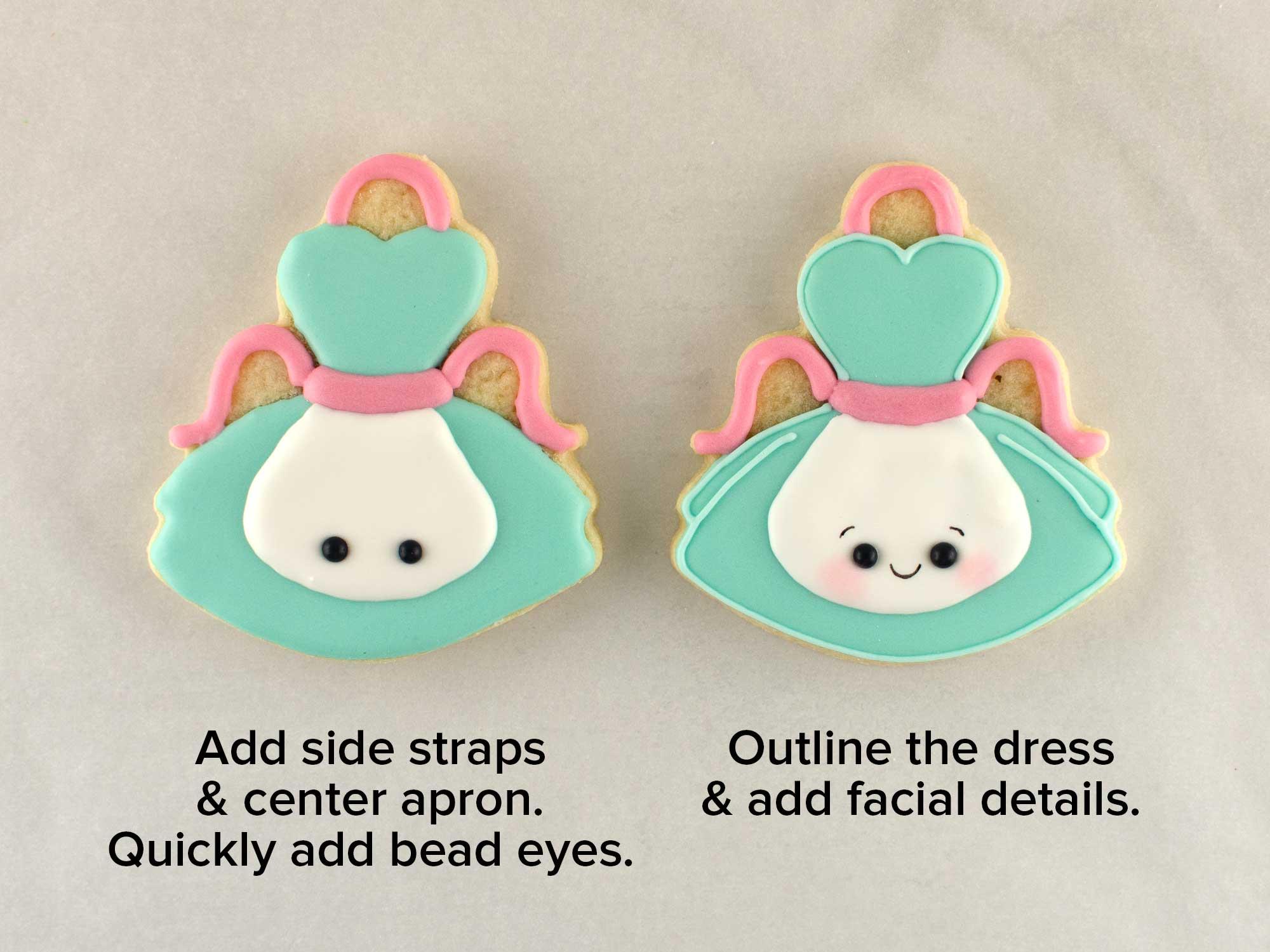 apron cookies step 3