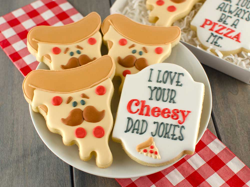 How to Make Pizza Dad Cookies