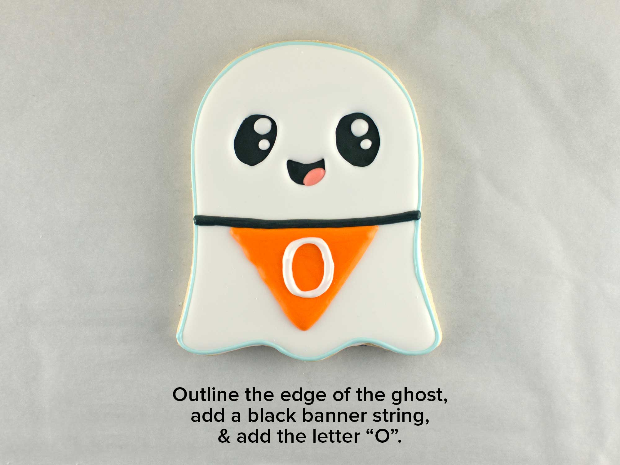 banner ghost cookie step 3