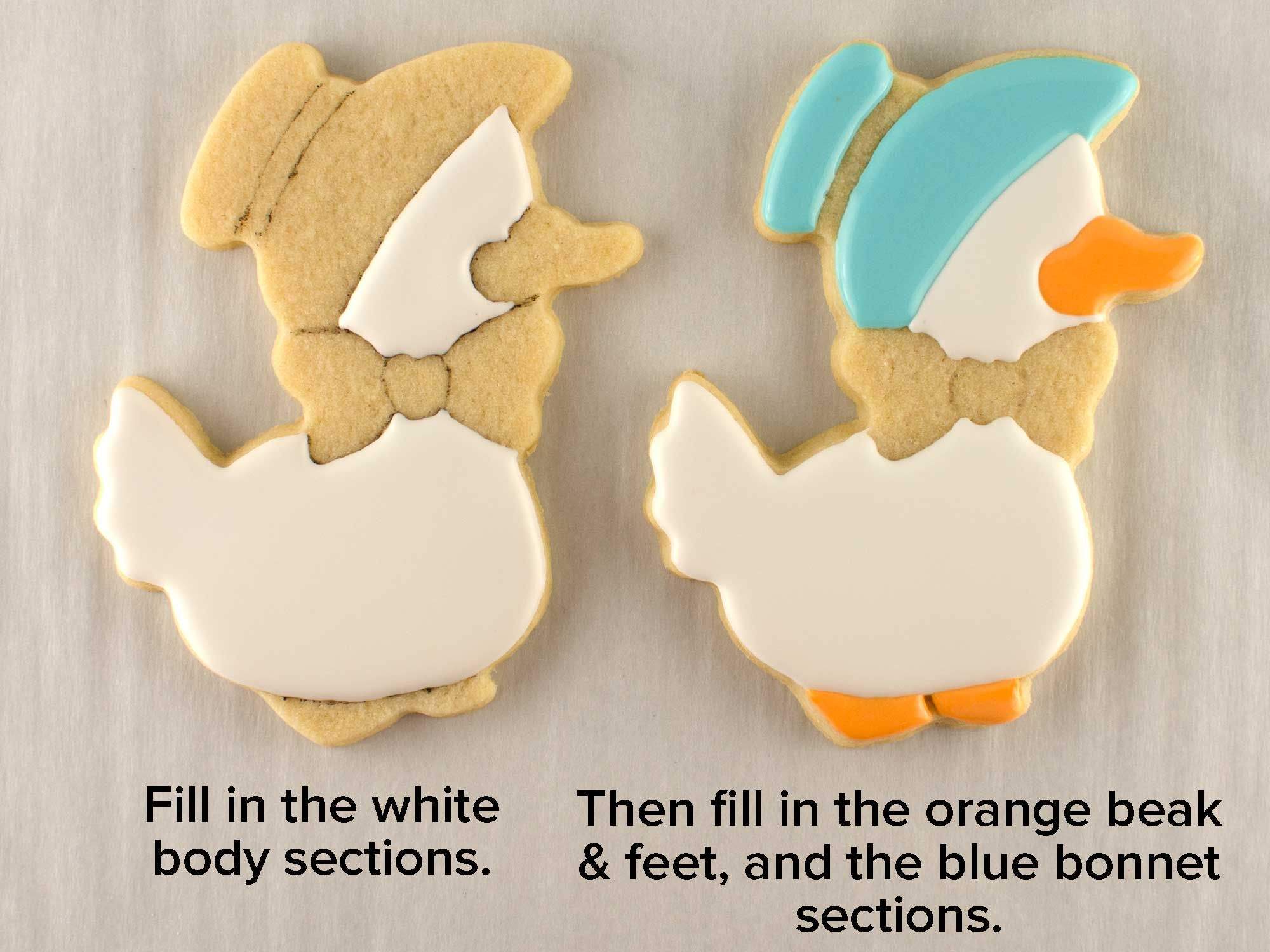 Mother Duck and Duckling Cookie Cutter Set