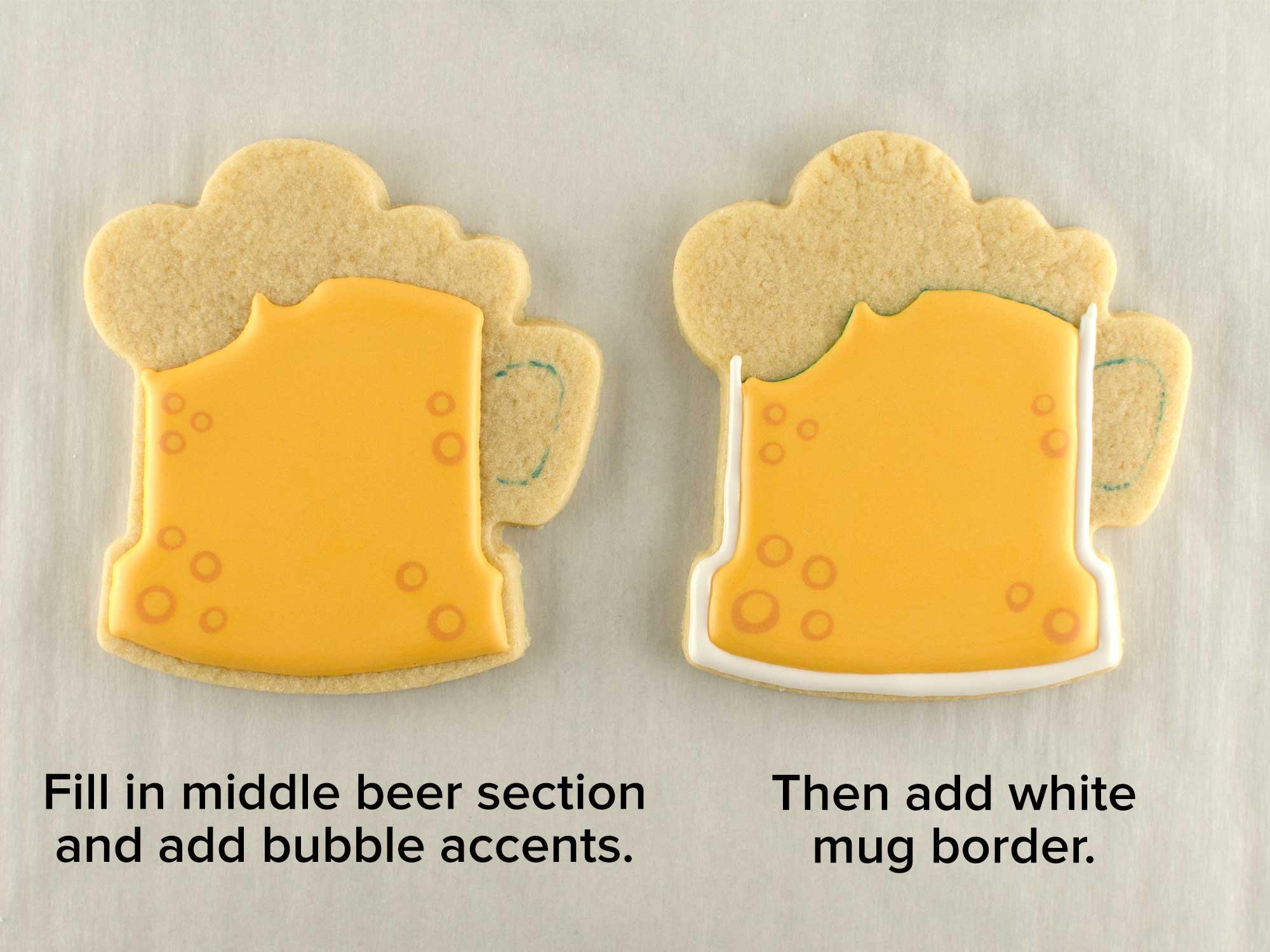 dad beer cookies step 1