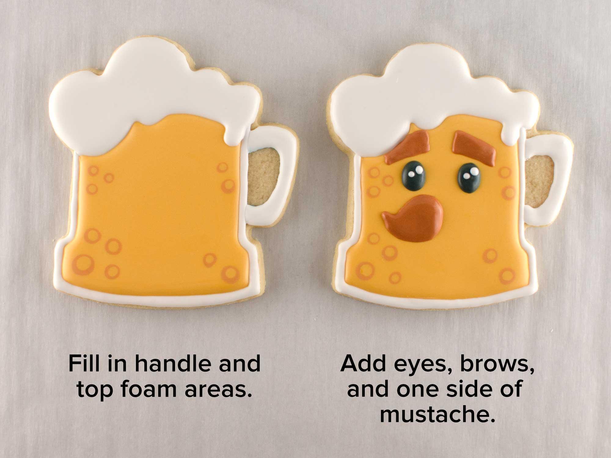 dad beer cookies steps 2