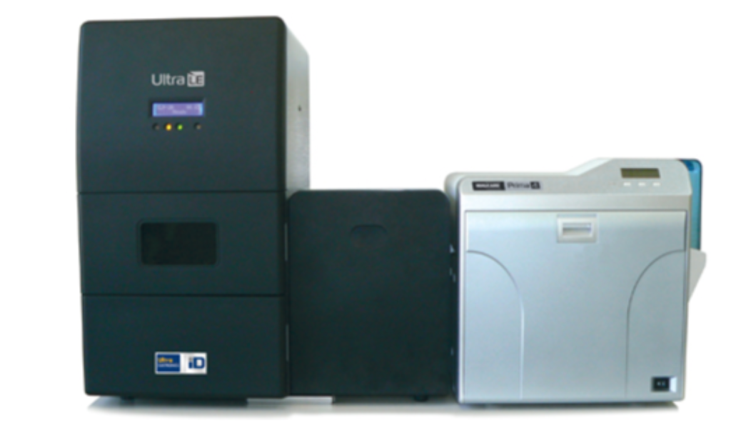 Industrial grade secure colour ID card printer