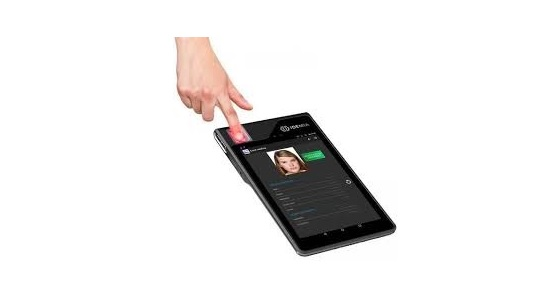 The ultimate biometric tablet