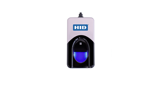 The defacto point-of-sale biometric accessory