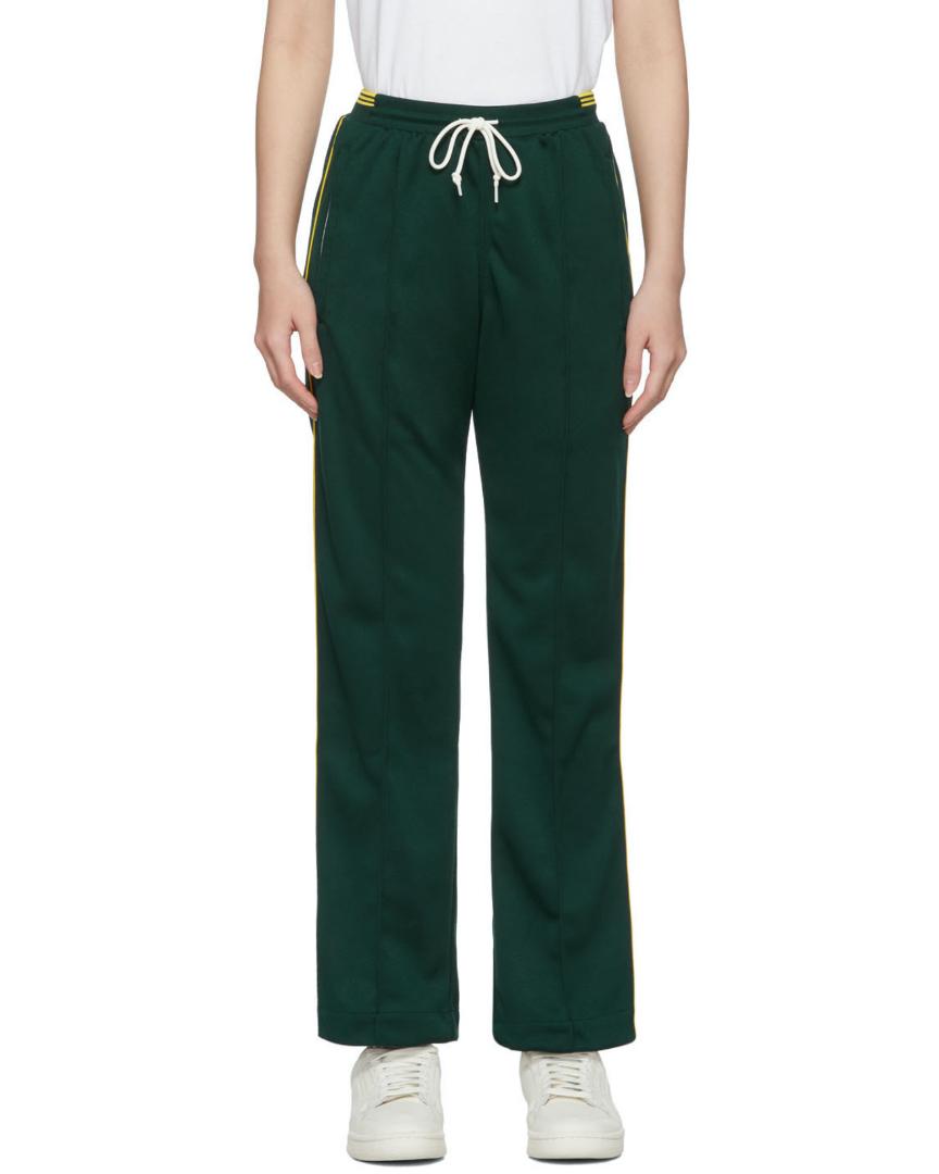 Pantalon de survêtement vert Samtag
