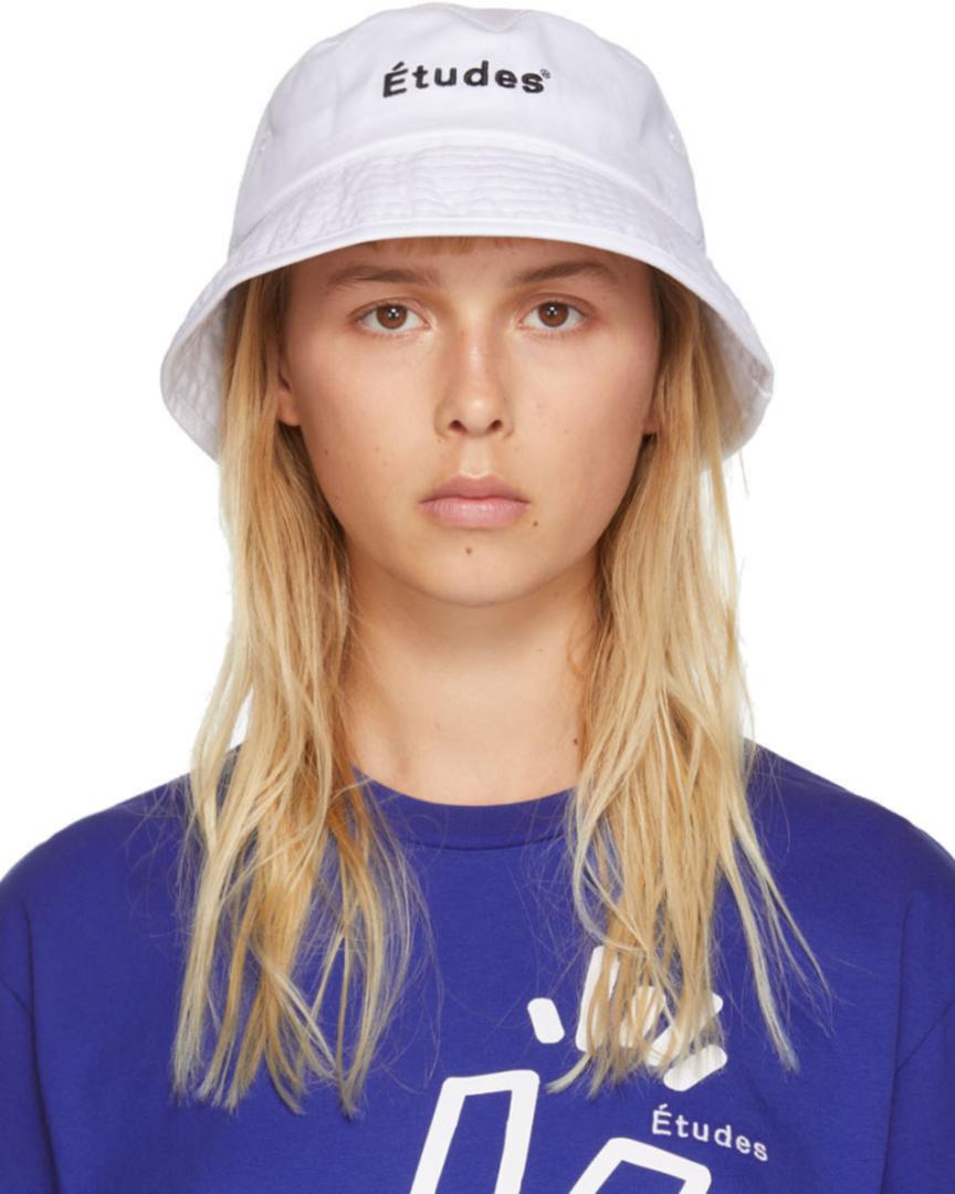 Chapeau blanc Training