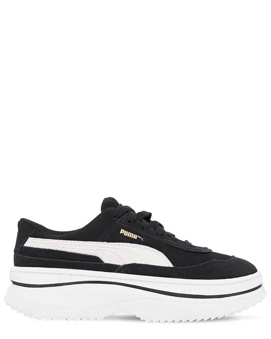"""Sneakers en daim """"DEVA"""""""