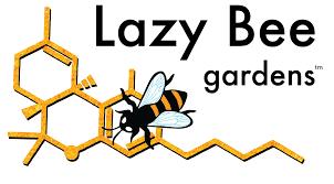 lazy bee gardens logo