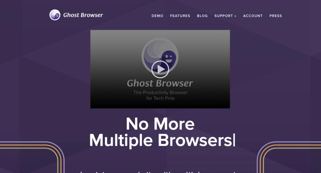 ghostbrowser