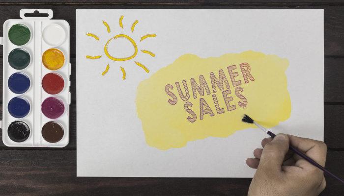 Summer Sales Tips