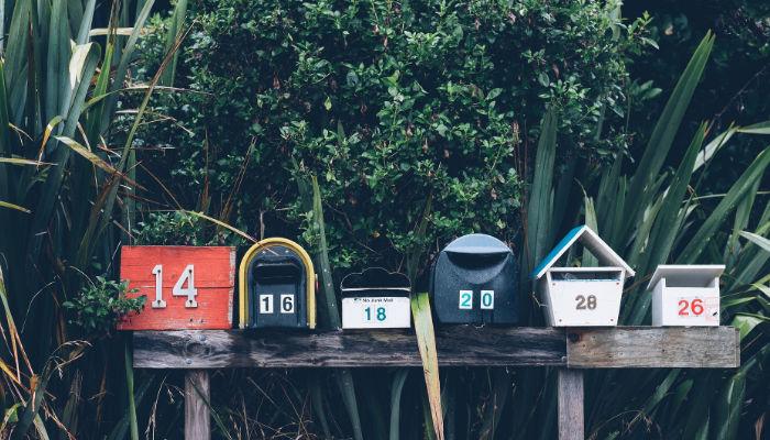 mailbox - smartshyp