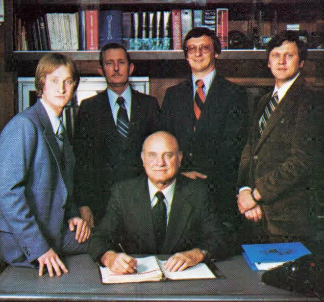 1970s board room
