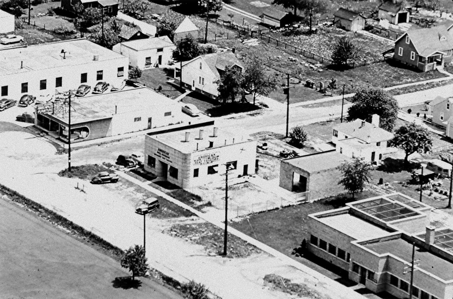 1960s AMP building