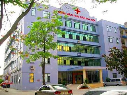 Khoa Khám bệnh - Bệnh viện Phụ sản Hà Nội – nơi có bác sĩ khám phụ khoa giỏi