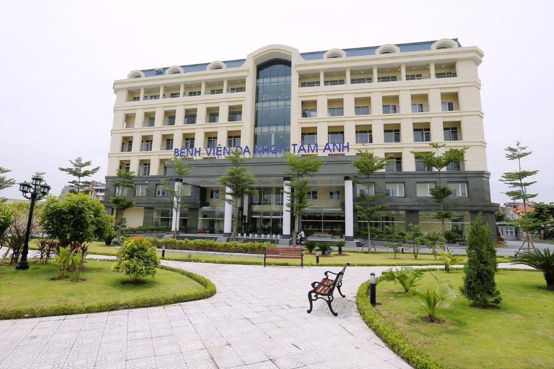 10. Khám phụ khoa tại Bệnh viện Đa khoa Tâm Anh