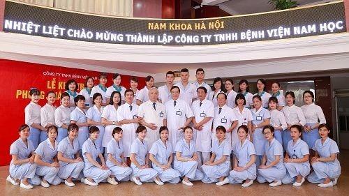 1. Phòng khám Nam học Hà Nội - Địa chỉ khám nam khoa uy tín được nhiều bệnh nhân lựa chọn