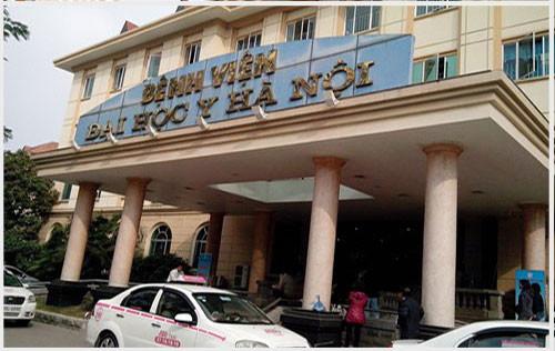 4. Phòng khám Nam khoa uy tín— Bệnh viện Đại học Y Hà Nội