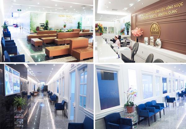 Khám nam khoa ở đâu tốt ở Hà Nội - Bệnh viện đa khoa Hồng Ngọc