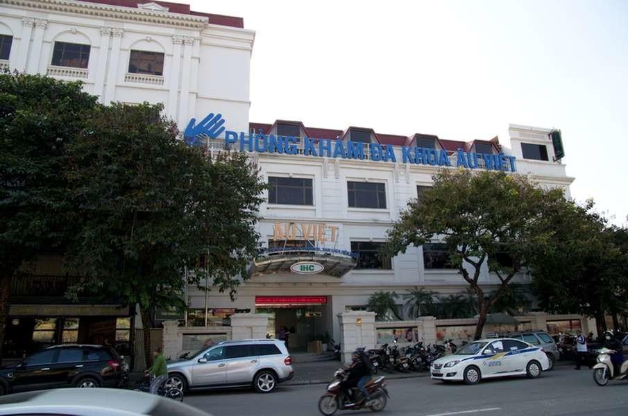 Phòng khám nam khoa Hà Nội — Phòng khám đa khoa Âu Việt