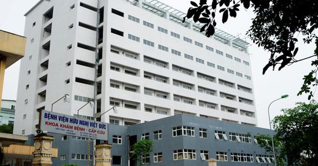 2. Cắt bao quy đầu ở bệnh viện Việt Đức