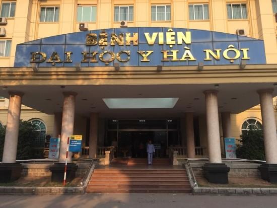 3. Địa chỉ cắt bao quy đầu tại Hà Nội — Bệnh viện Đại học Y Hà Nội