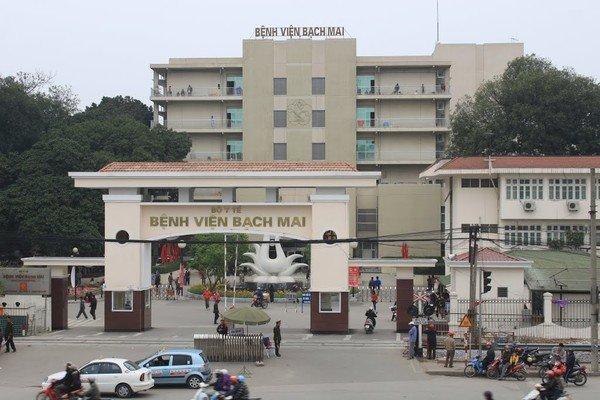 6. Cắt bao quy đầu ở bệnh viện Bạch Mai