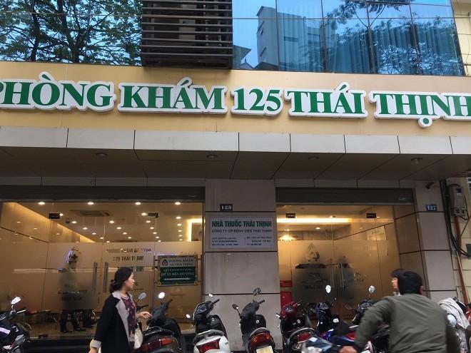 10. Phòng khám cắt bao quy đầu Phòng khám 125 Thái Thịnh