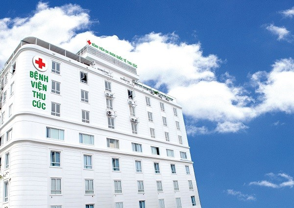 6. Bệnh viện đa khoa quốc tế Thu Cúc — bệnh viện chữa sùi mào gà tốt Tây Hồ