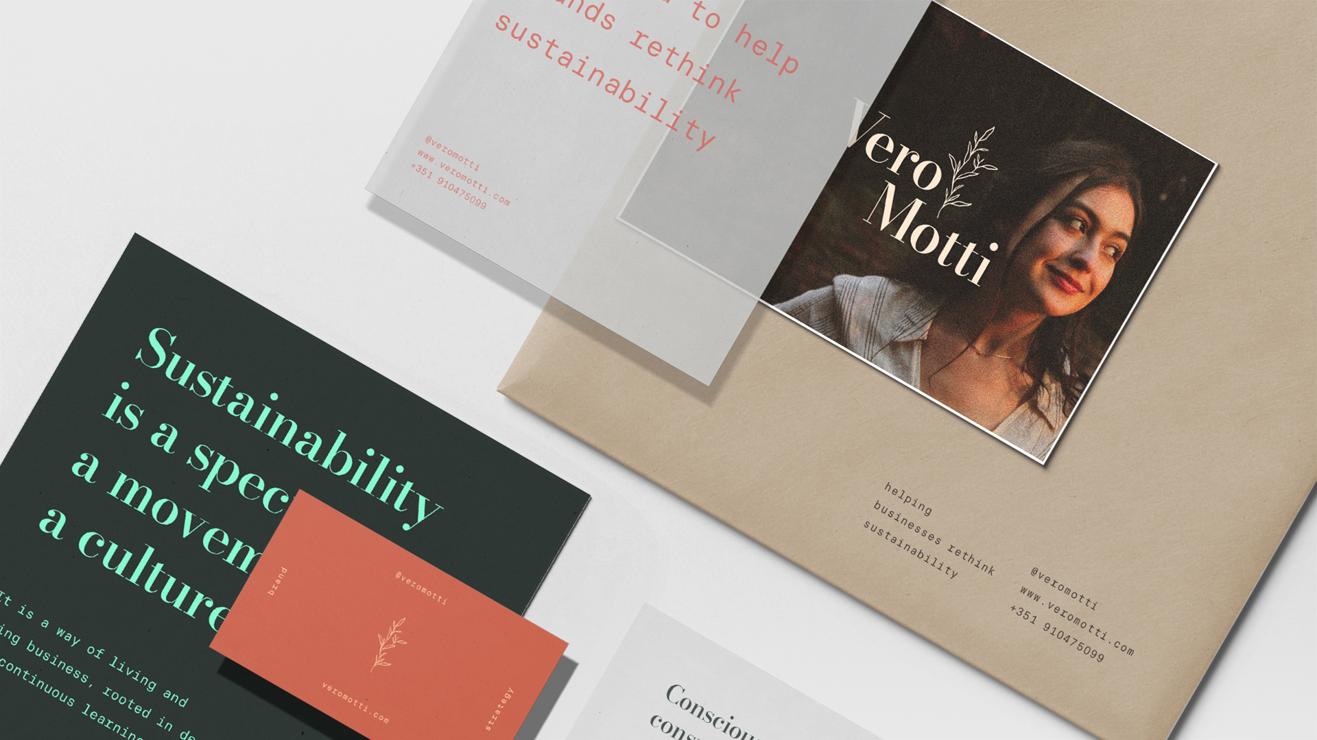 Muniz&Co's stationery designs