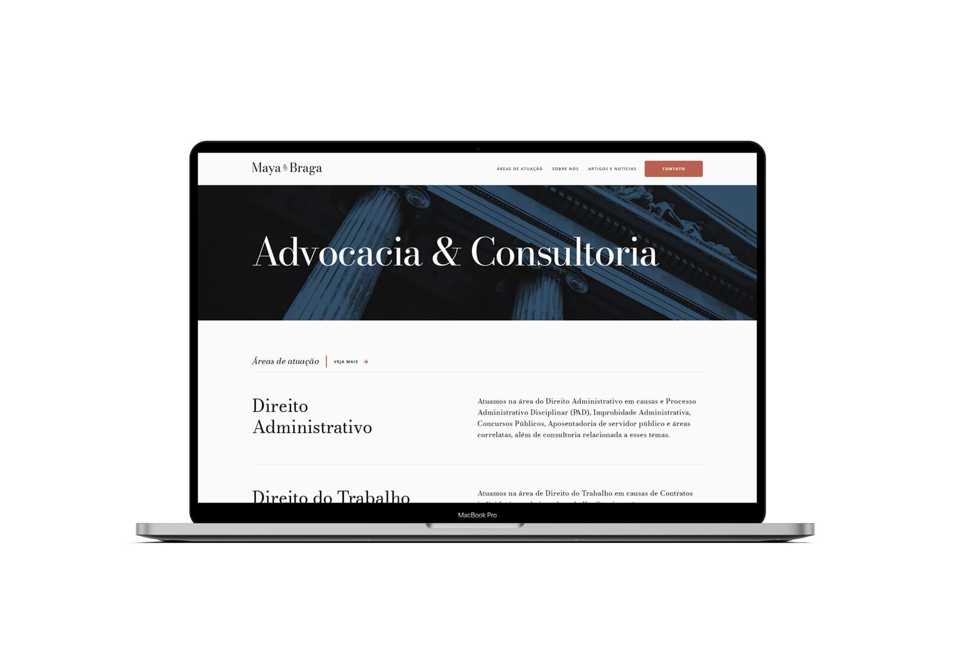 Maya e Braga's homepage