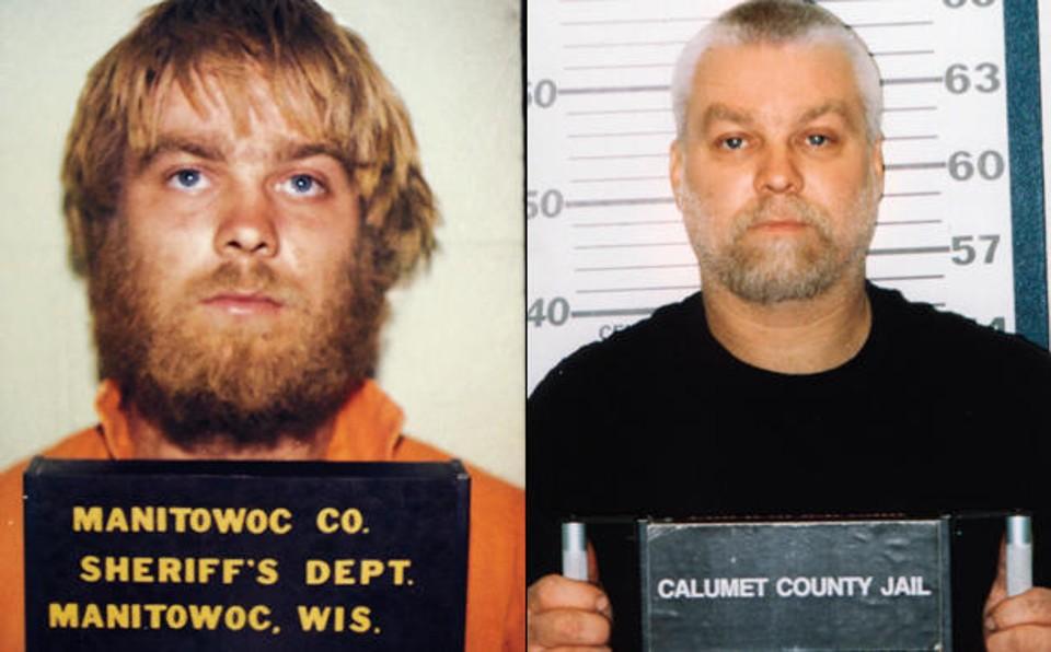 Steven Avery prison photos