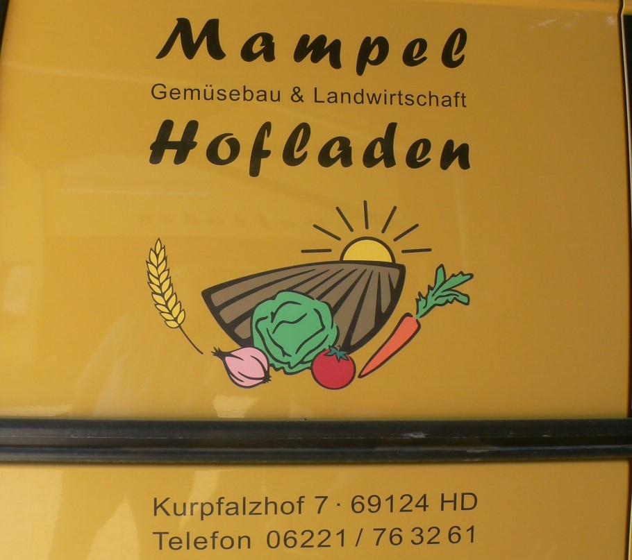 Der Hofladen ist im Kurpfalzhof.