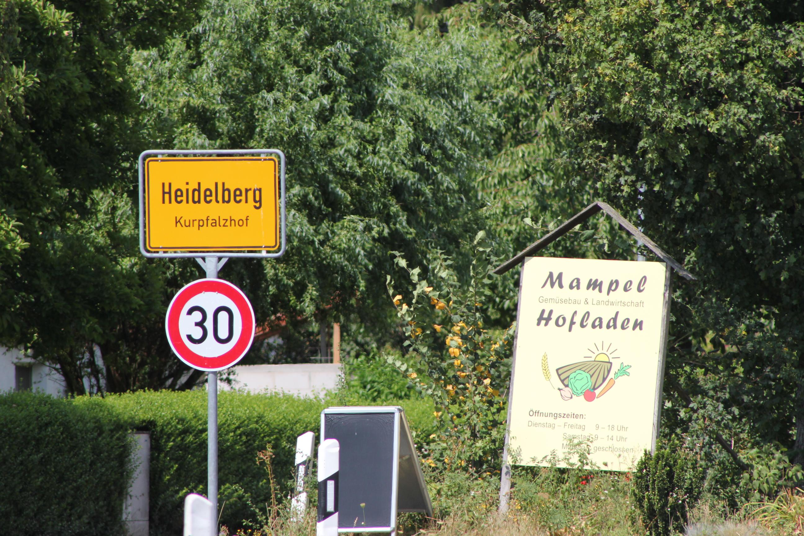 Landwirtschaft in Heidelberg