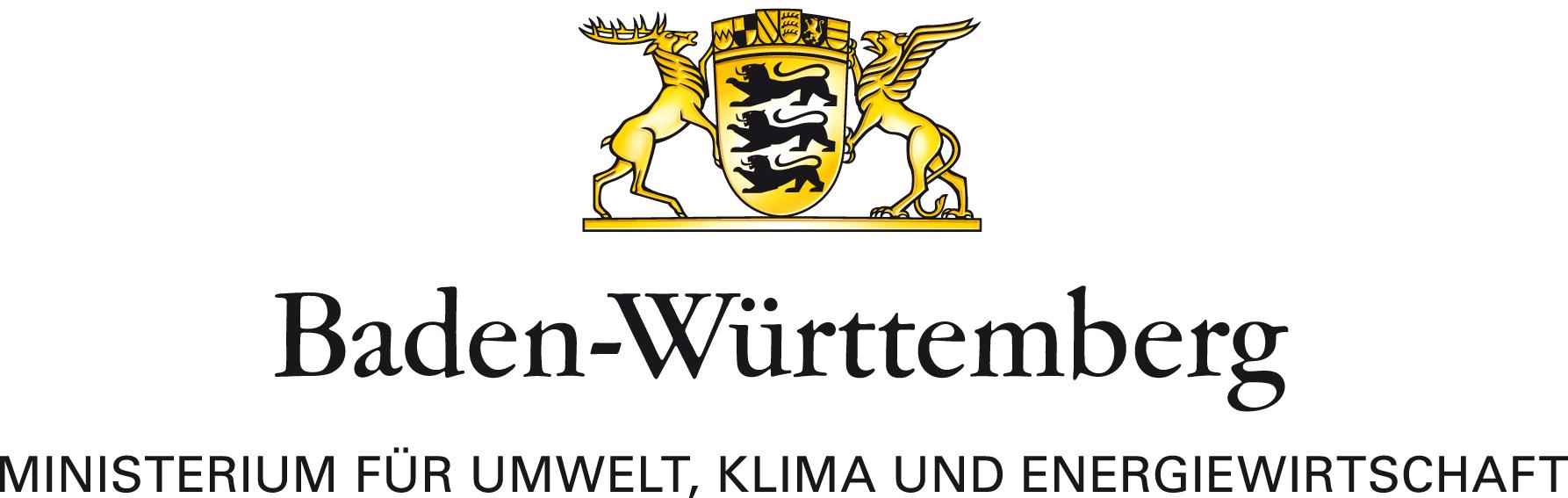 Projektförderung durch das Umweltminsiterium Baden-Württemberg