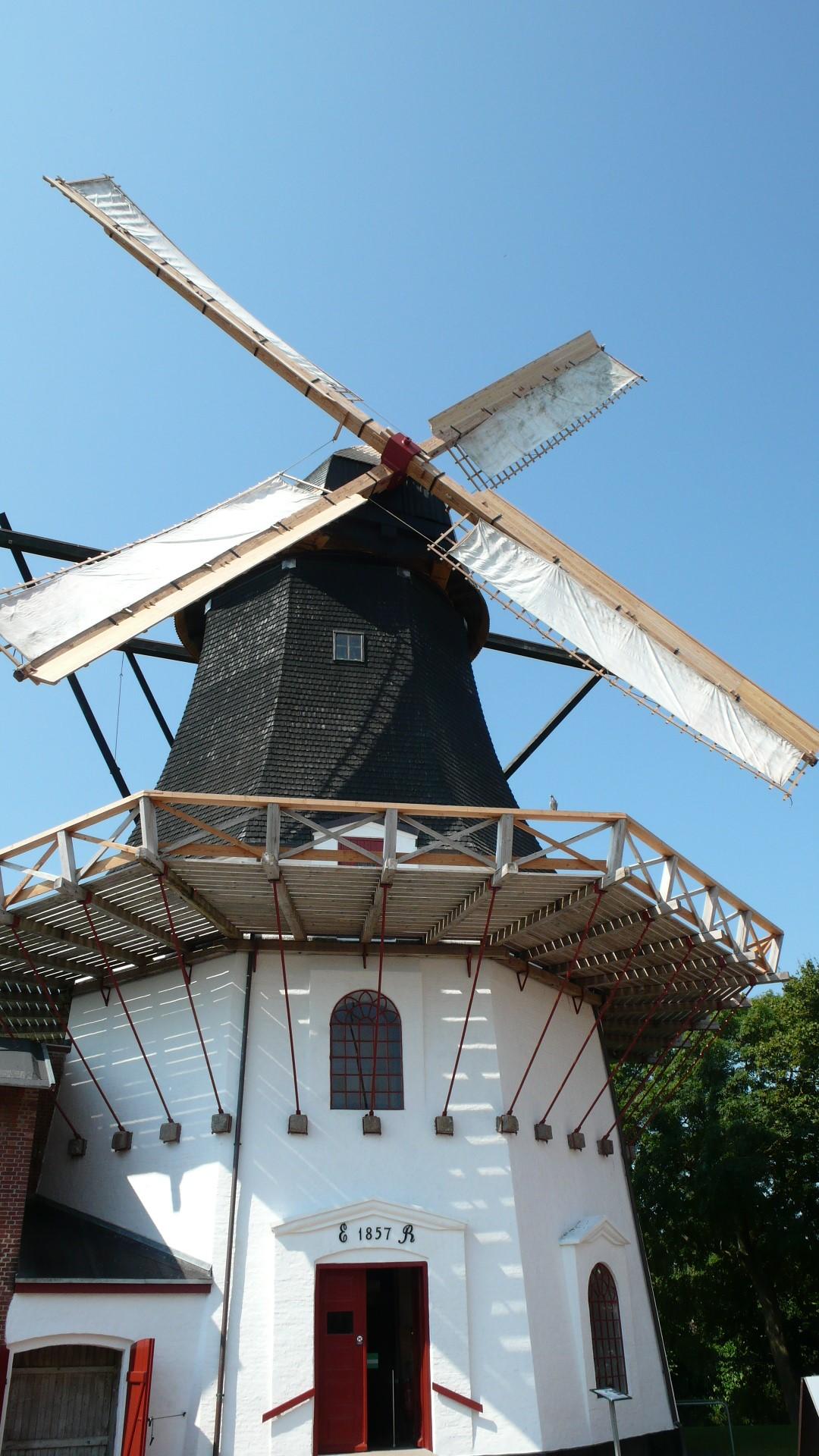 Lernort Windmühle