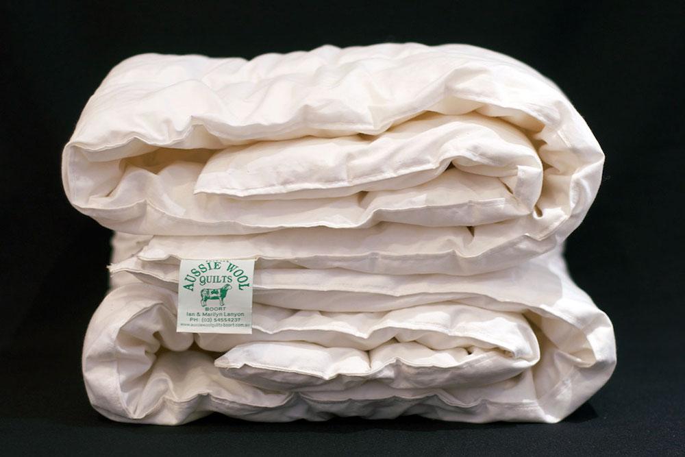 Aussie Wool Quilt