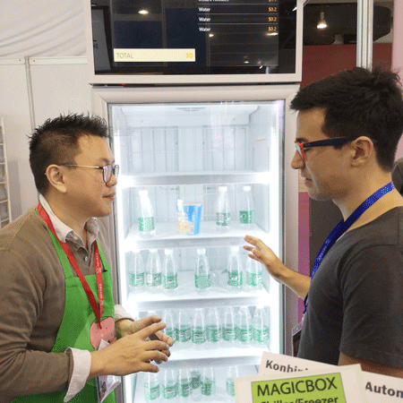 Sourcing vending machines for Ragtagd