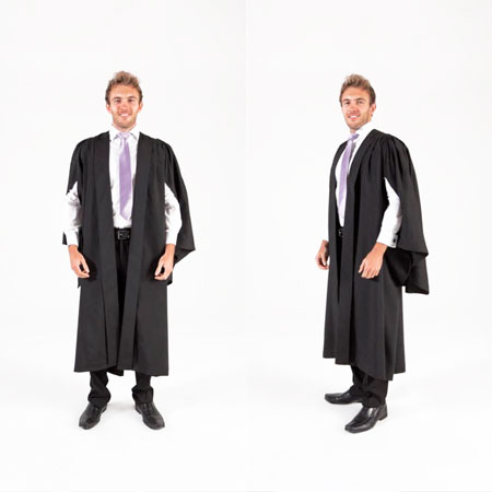 Sourcing graduation gowns from China
