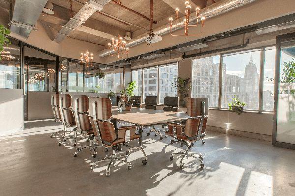 Virtual Office Boardroom