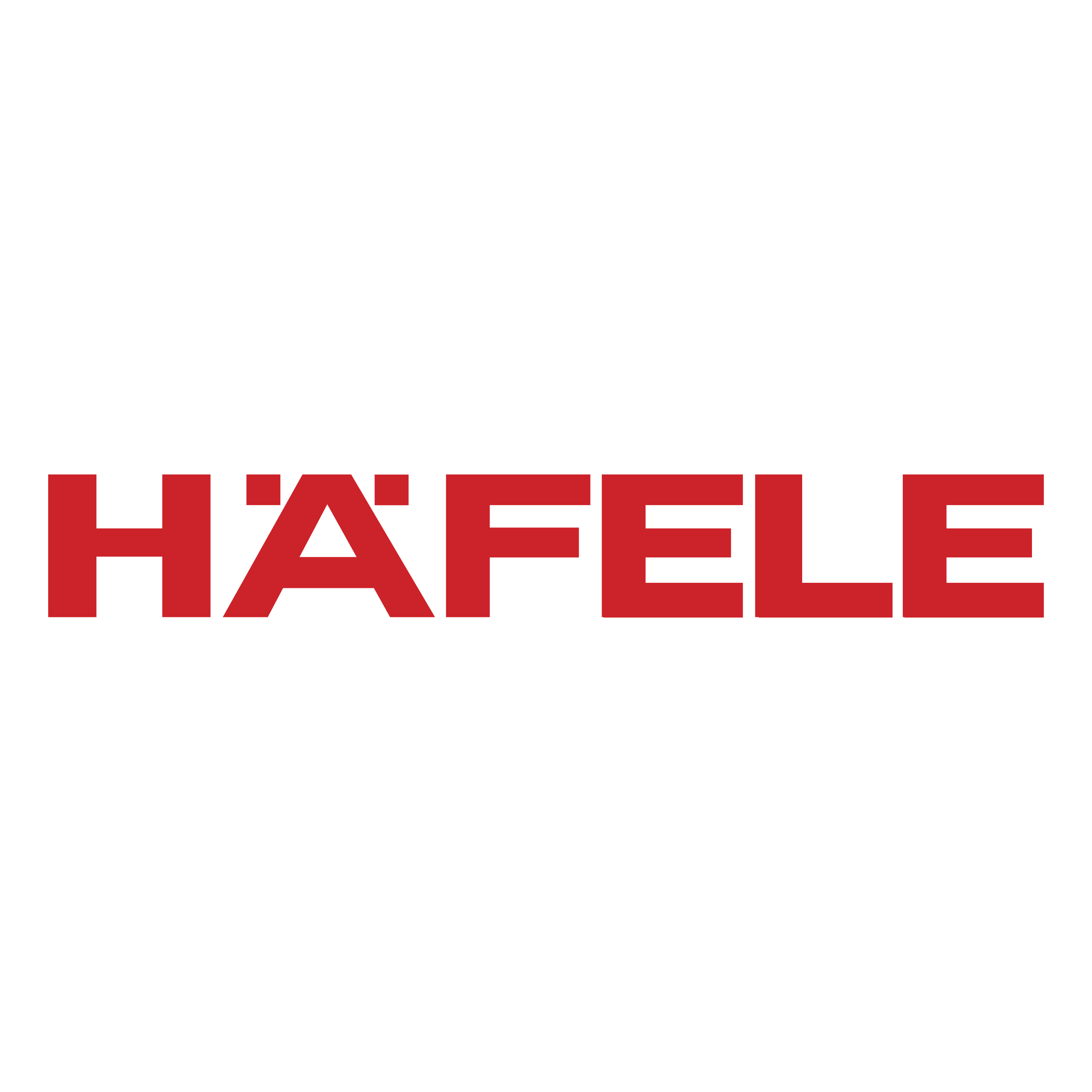 Brands We Use - Hafele