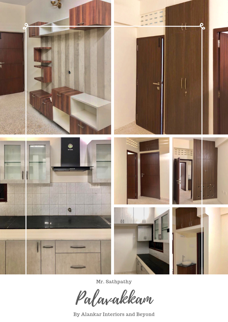 Completed Interiors in Chennai