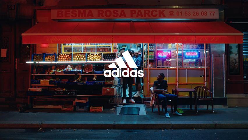 Adidas Hardwired - Dare to Create