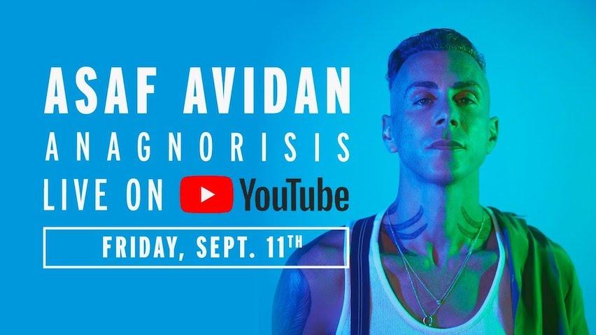 Anagnorisis album release show