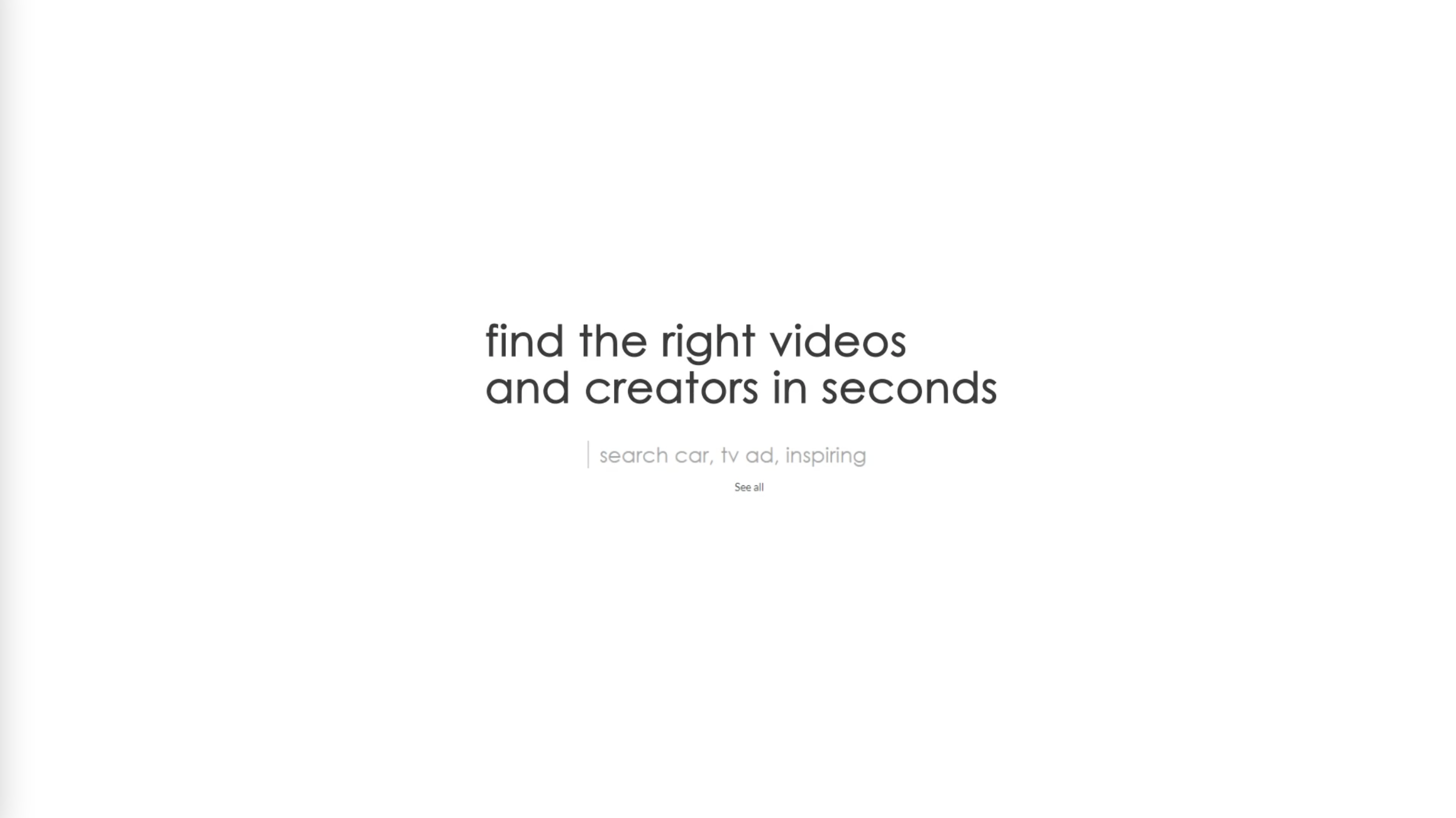 Right.video tool Image Left Productions website