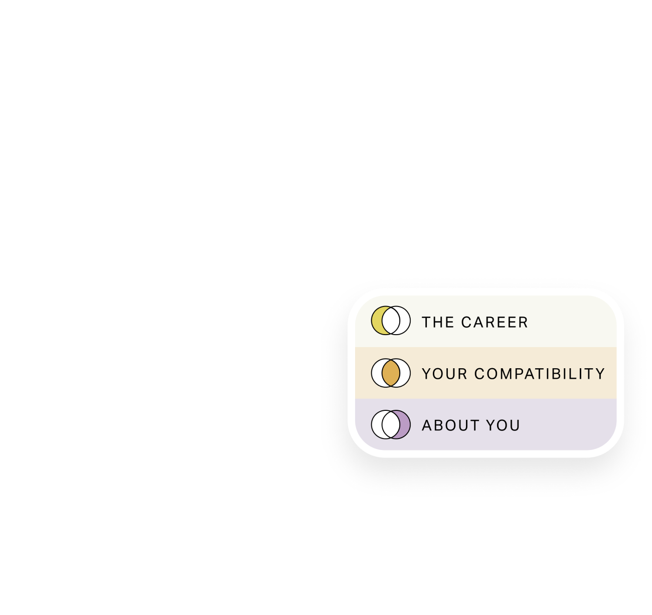 Compatibility menu