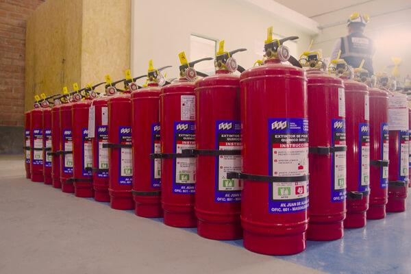 TFM Extintores y Sistemas de Extinción
