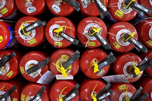 Mantenimiento y Recarga de Extintores TFM