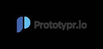 The logo of Prototypr.io