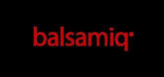 The logo of Balsamiq